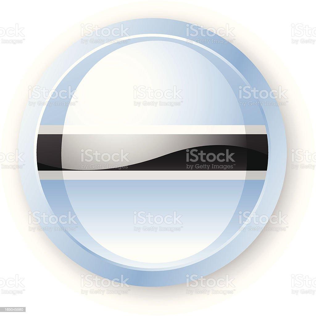 Botswana Flag Icon royalty-free botswana flag icon stock vector art & more images of africa