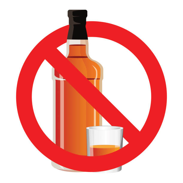 Best Stop Drinking Illustrations, Royalty-Free Vector