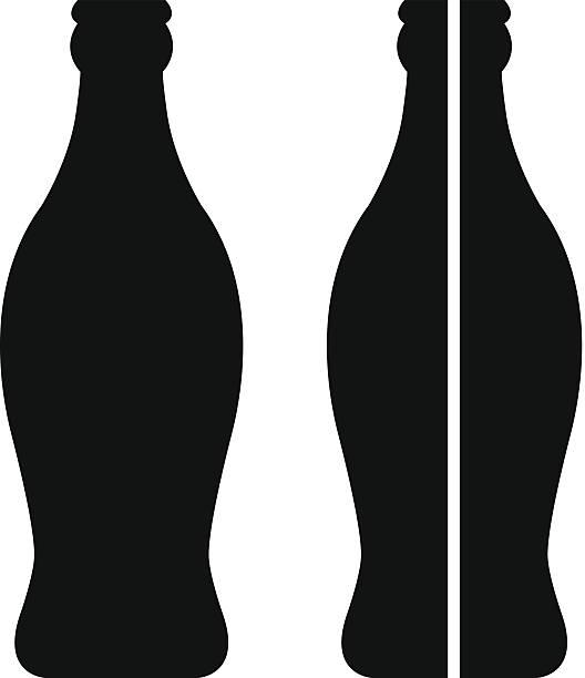 ilustrações, clipart, desenhos animados e ícones de garrafa da coca-cola - refrigerante