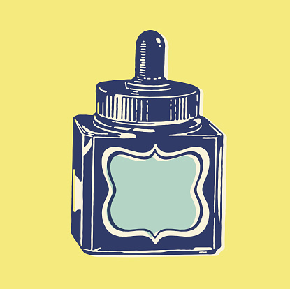 Bottle of Ink