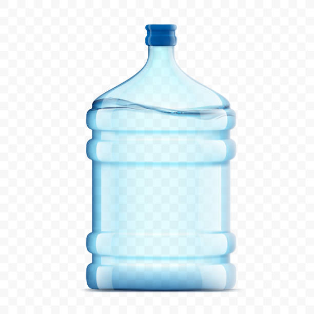 Water Bottle Clip Art - Plastic Bottle Clipart Transparent Background, HD  Png Download , Transparent Png Image - PNGitem