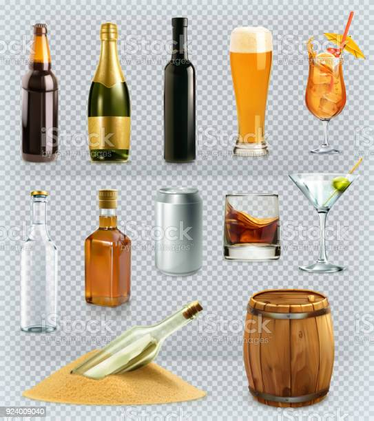 Bottles and glasses alcohol drink 3d vector icons set vector id924009040?b=1&k=6&m=924009040&s=612x612&h=jifugk9fp sh2o a31qjgqghlkwnf4rzc4mitrelz7e=