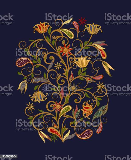 Bouquet of fantastic flowers background in ethnic traditional style vector id916959654?b=1&k=6&m=916959654&s=612x612&h=lf5u50ujeetnmc57org9nt5oi3lifruwkitplq3u6ns=