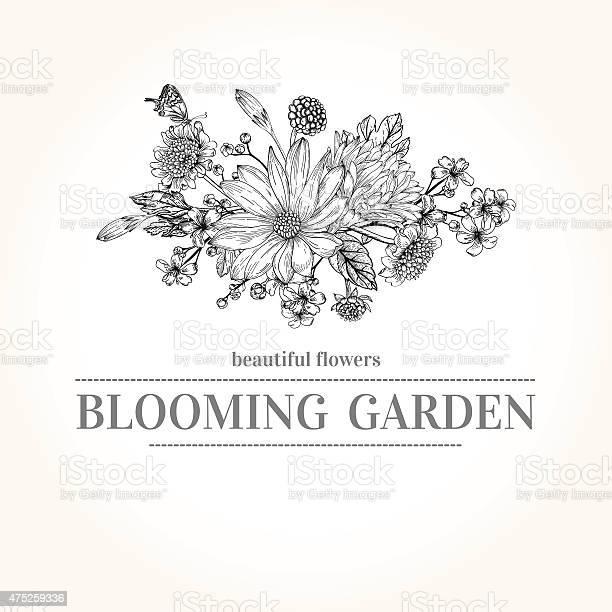 Bouquet of garden flowers vector id475259336?b=1&k=6&m=475259336&s=612x612&h=w6i6ysgpd3sdmresmfgcgg0l7s88fydti15fdbansl8=