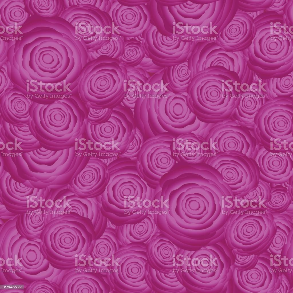 Bouquet of Roses Random Seamless Pattern royalty-free bouquet of roses random seamless pattern stock vector art & more images of anniversary