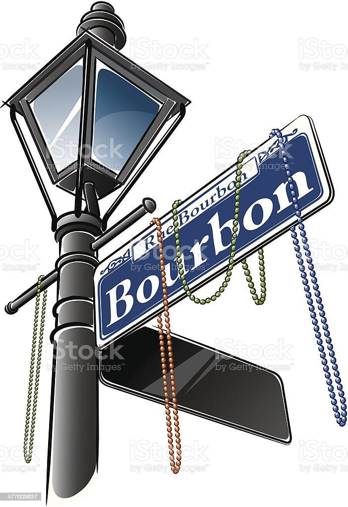 royalty free bourbon street clip art vector images illustrations rh istockphoto com clipart street art street clipart png