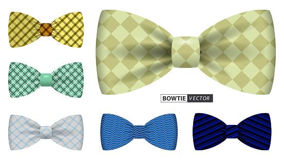 bow tie men suit for office uniform reallistic