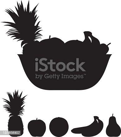 istock Bowl of Fruit 137858902