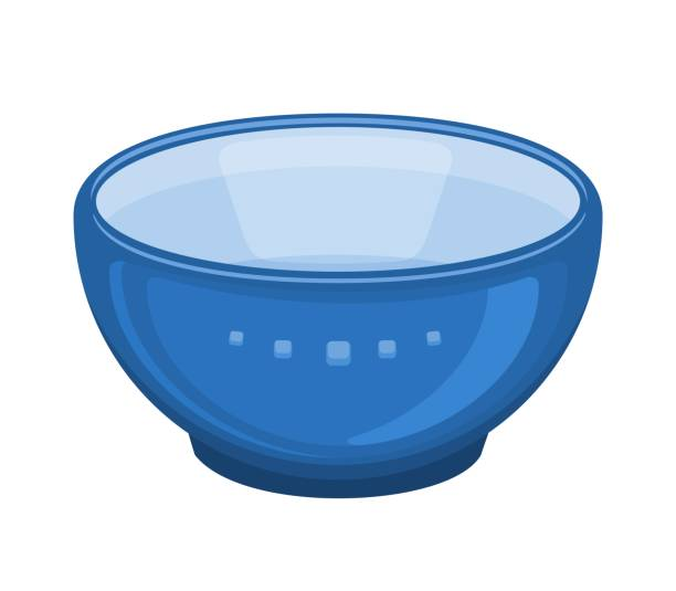 Best Empty Bowl Illustrations, Royalty-Free Vector ...