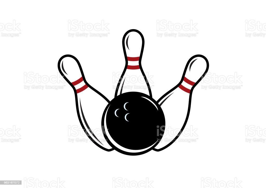 Download Bowling Vector Image Stock Illustration - Download Image ...