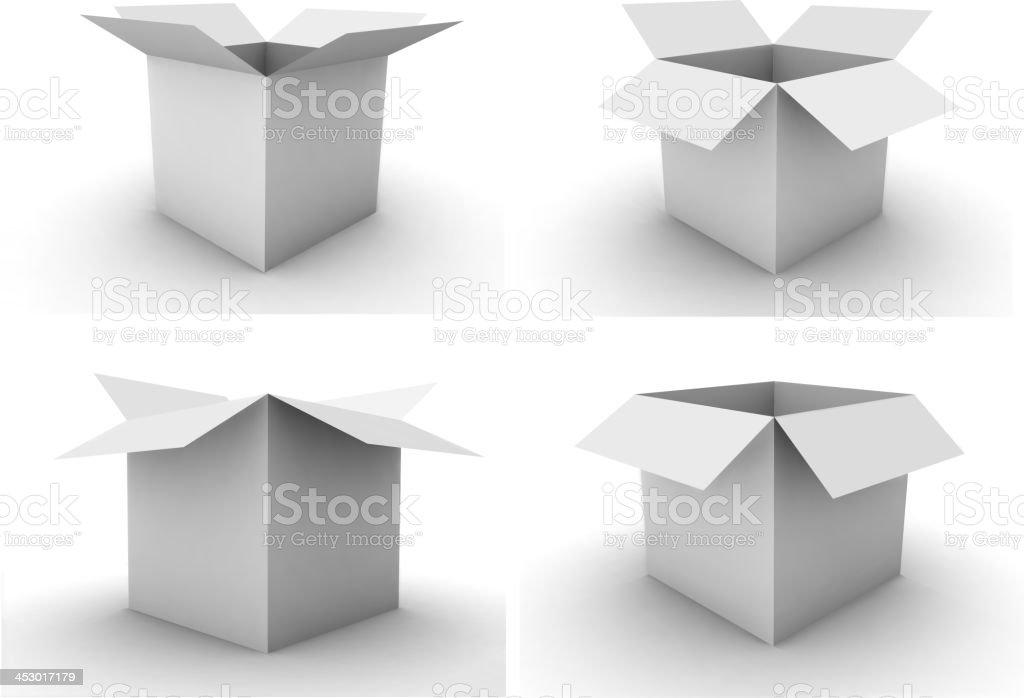 Boxen – Vektorgrafik