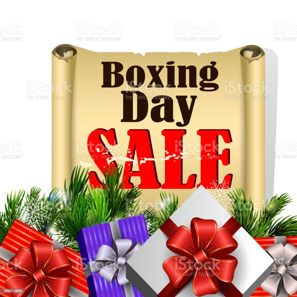 Boxing day tag royalty-free boxing day tag stock vector art & more images of backgrounds