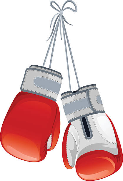 Boxing gloves Stock Vectors, Royalty Free Boxing gloves ...  |Boxing Gloves Vector Clipart