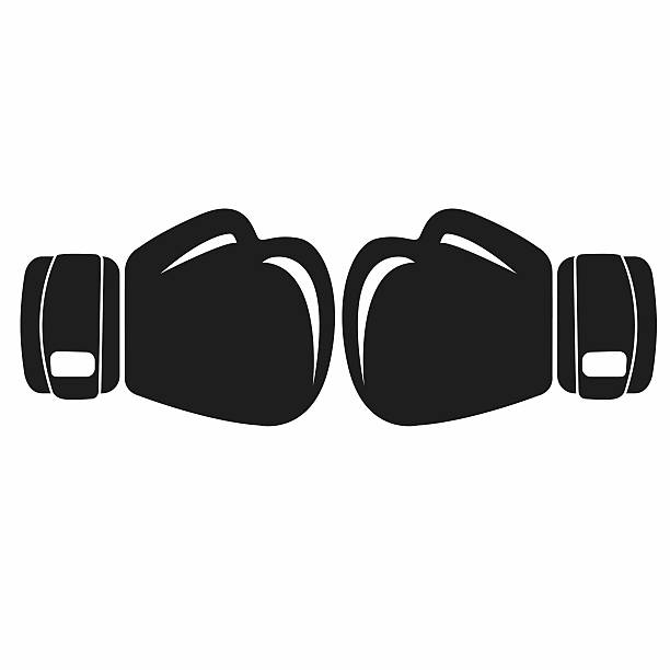 Boxing gloves | Etsy  |Boxing Gloves Vector Clipart