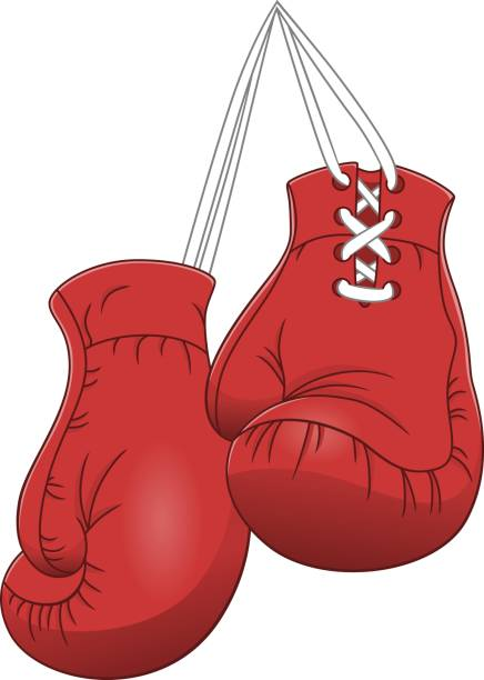 Glove Vectors at GetDrawings | Free download  |Boxing Gloves Vector Clipart