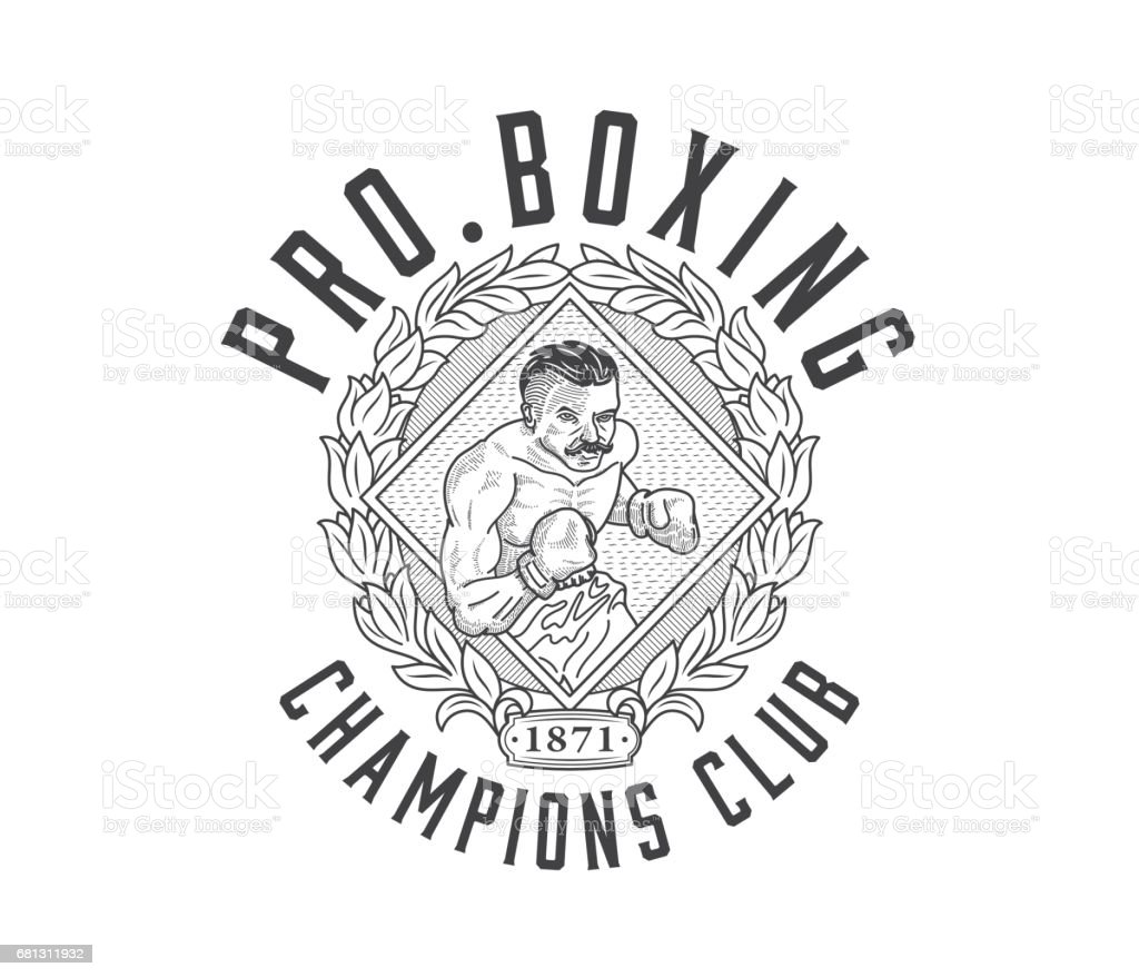 Boxing sign and symbol royalty-free boxing sign and symbol stock vector art & more images of adult
