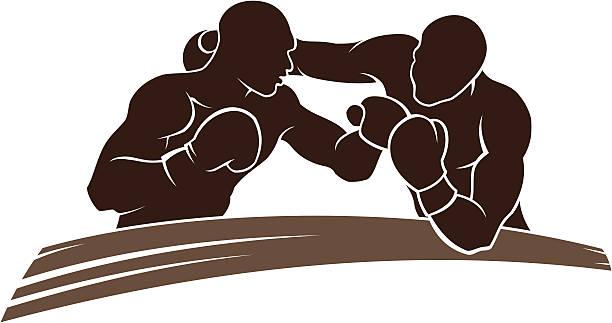 ボクシング ベクターアートイラスト