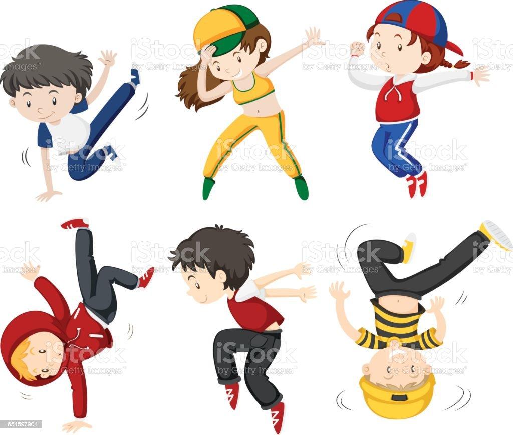 royalty free hip hop dance clip art vector images illustrations rh istockphoto com hip hop cartoon hip hop chart 2017