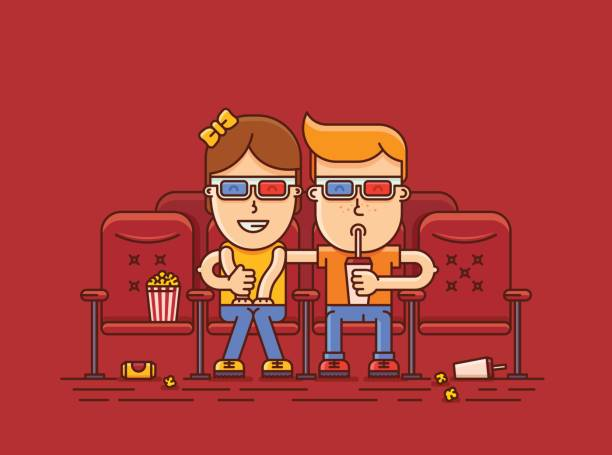 Best Front Row Seat Illustrations, Royalty-Free Vector ...