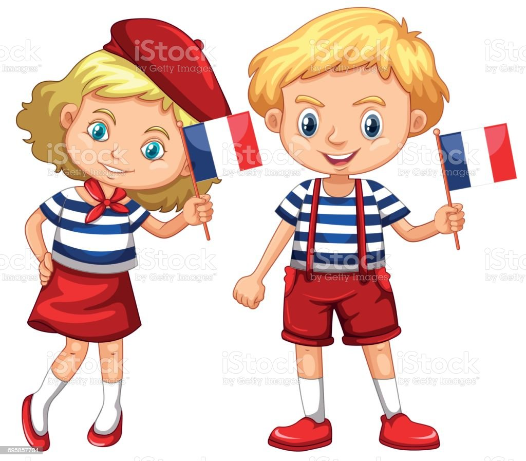 royalty free french girl clip art clip art vector images