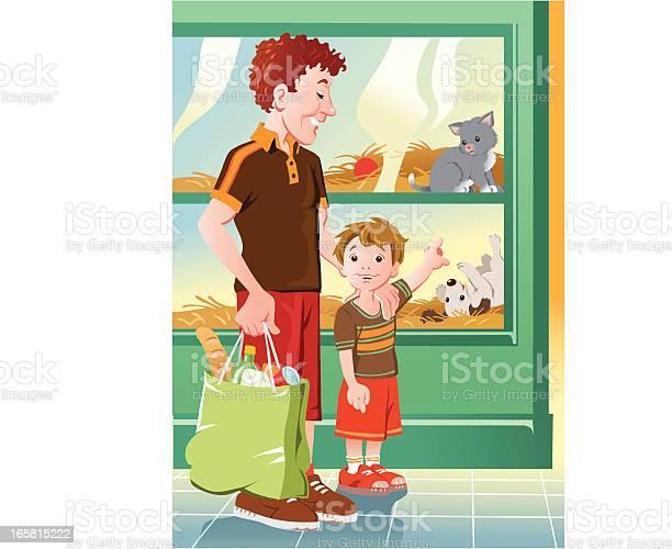Boy and his father at the pet shop vector id165815222?b=1&k=6&m=165815222&s=612x612&h=d9ro8bpbepbvfxqo csd3bayiuanri7xn3leeydt bs=