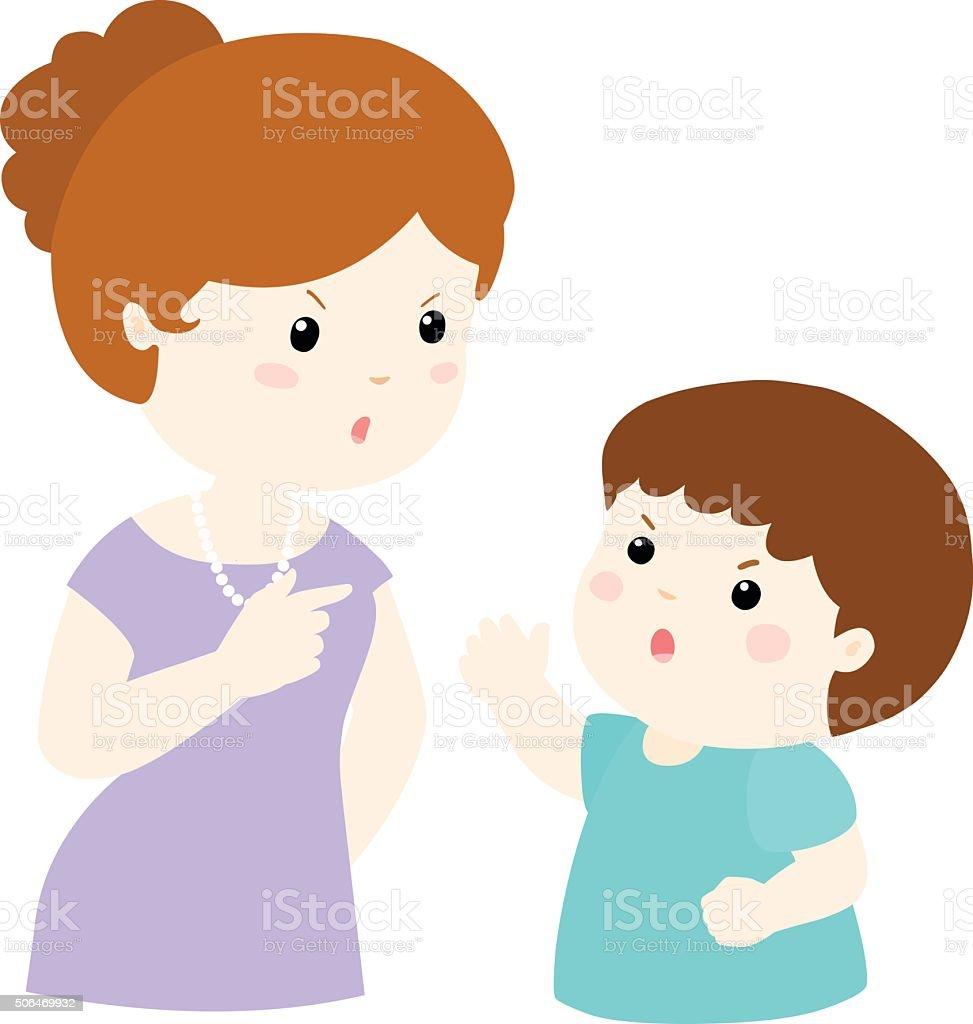 royalty free children arguing clip art vector images rh istockphoto com arguing conflict clipart arguing conflict clipart