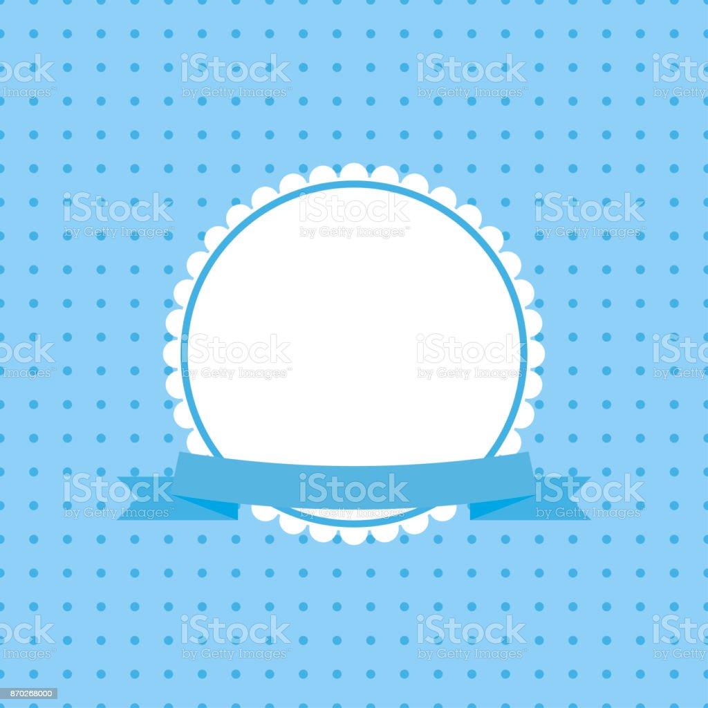 Boy Baby Shower Invitation Card Stockowe Grafiki Wektorowe I Więcej Obrazów Biały