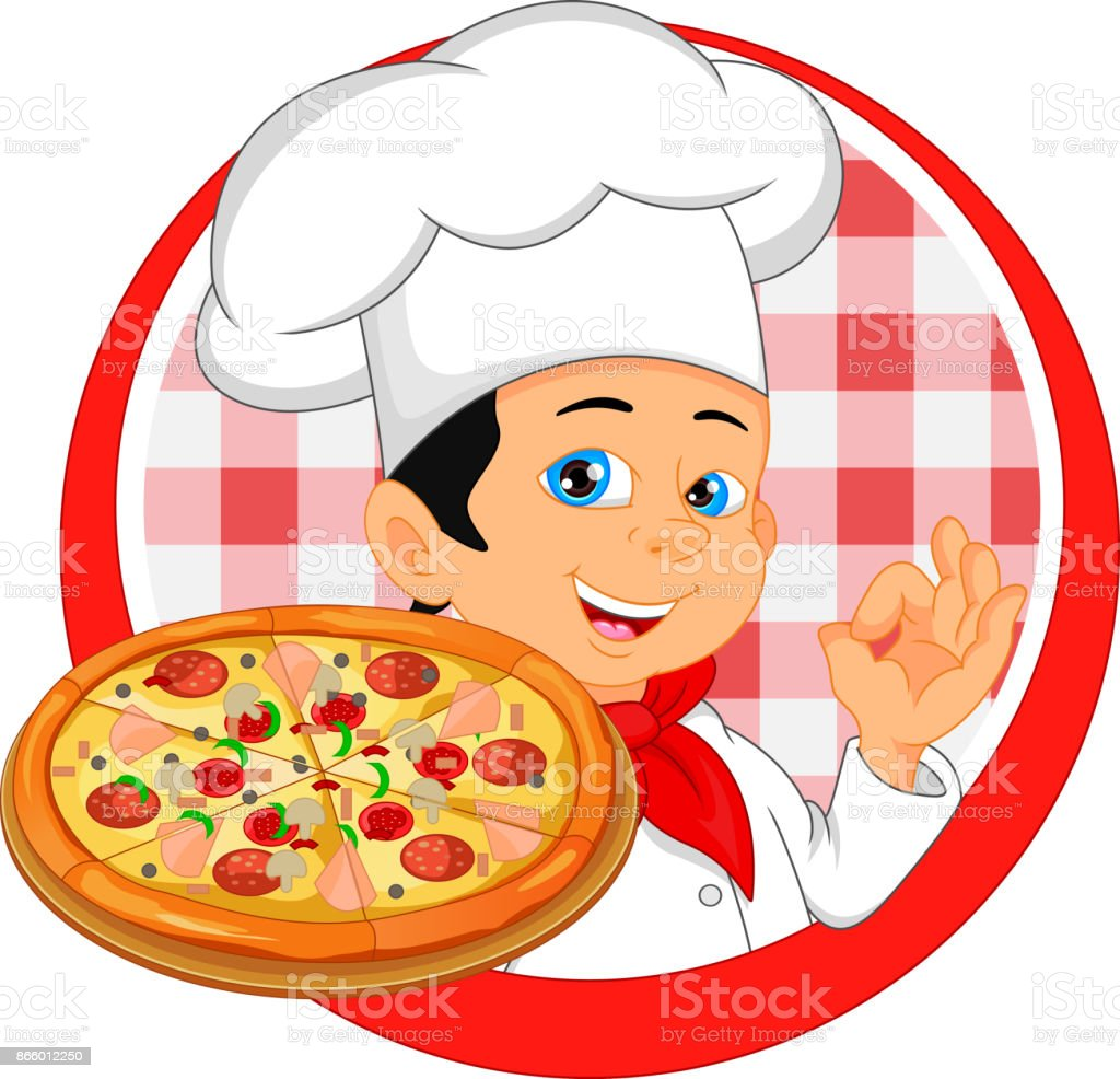 royalty free making pizza clip art vector images illustrations rh istockphoto com clip art of pizza slices clipart of pizza party