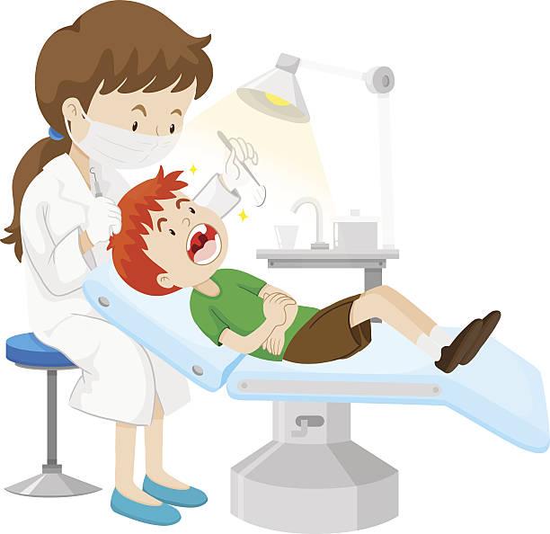 Best Female Dentist Clip Art Illustrations, Royalty-Free ...