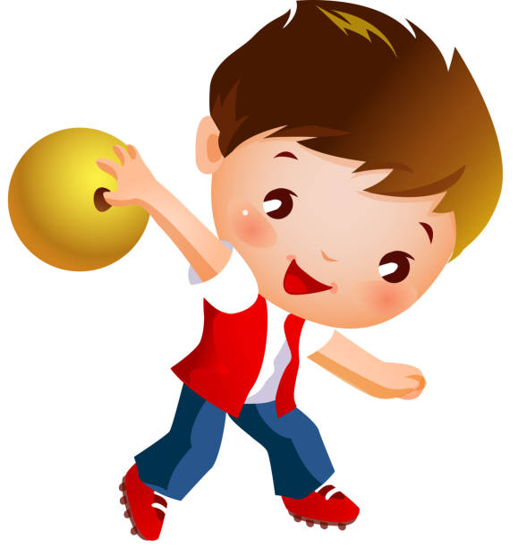 Image result for kids bowling clipart