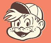 istock Boy in Baseball Cap 471253242
