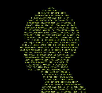 Boy silhouette, Artificial Intelligence