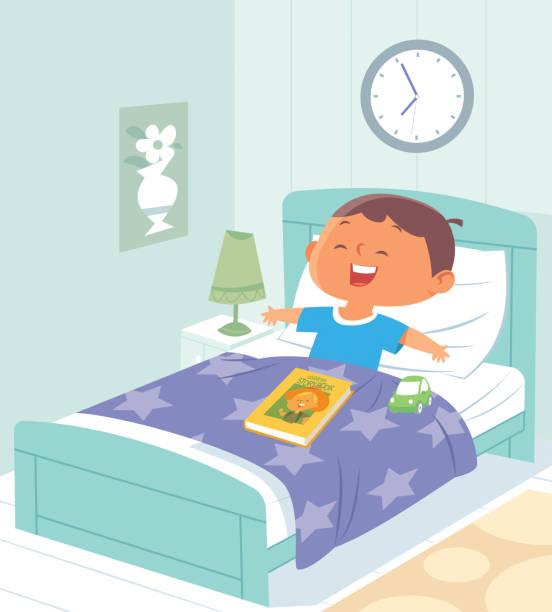 say goodbye to sleep problems