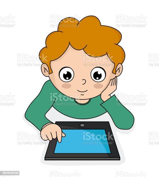 Boy with a tablet vector id950908006?b=1&k=6&m=950908006&s=612x612&h=ep3j1ktbjwqv18slihct4krjgdumvaq0aztkh548vum=