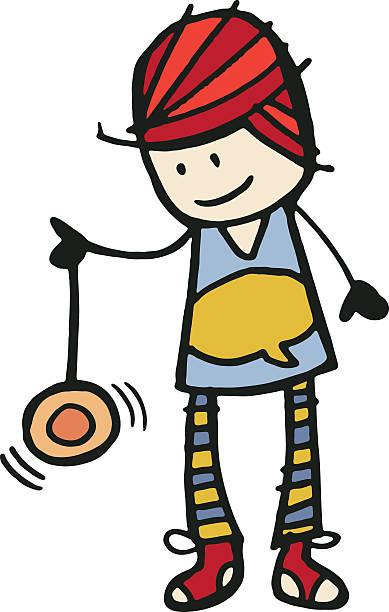 Royalty Free Yo Yo Clip Art, Vector Images & Illustrations ...