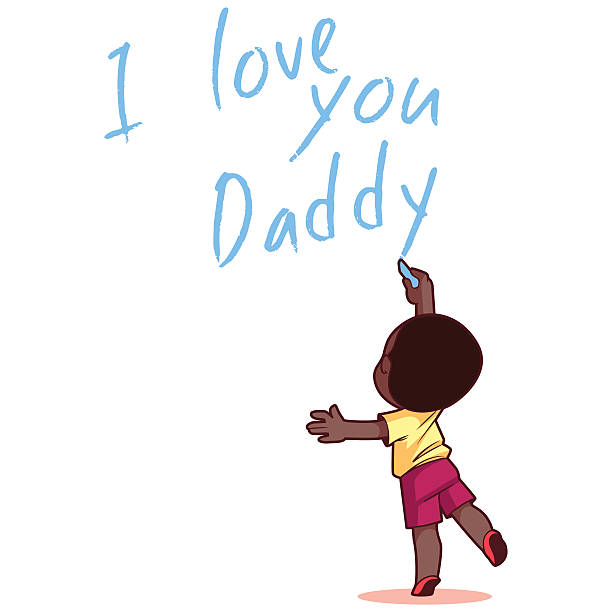 Download Royalty Free I Love You Daddy Clip Art, Vector Images ...