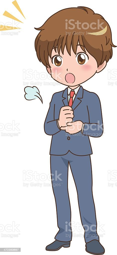 boy_thinking royalty-free boythinking stock vector art & more images of boys