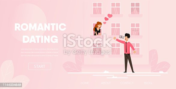 Boyfriend Sing Romantic Song Serenade to Girl