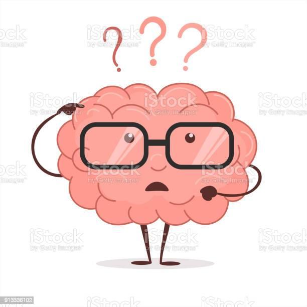 Brain cartoon with questions and glasses human intellect thinks vector id913336102?b=1&k=6&m=913336102&s=612x612&h=xsyptcpvxnbavtjnx3md1wrw2deqqpuarvfdscsssey=