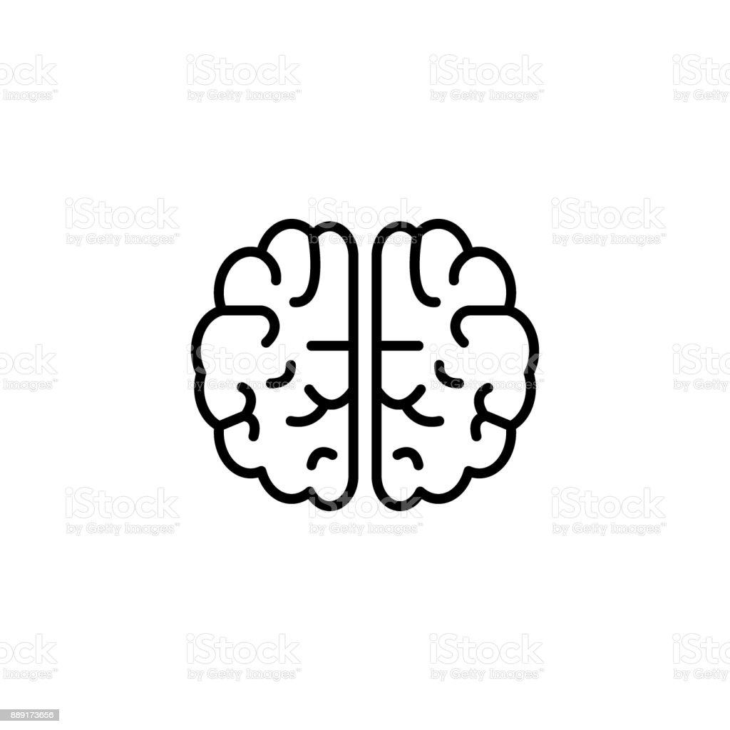 Brain icon creative mind symbol vector design template can be use brain icon creative mind symbol vector design template can be use for symbol banners biocorpaavc Images