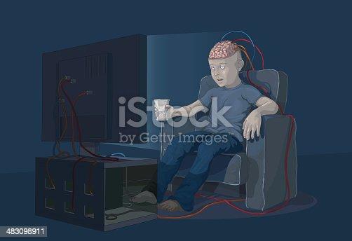 istock Brain juice 483098911