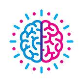 istock Brain line icon 1032869228