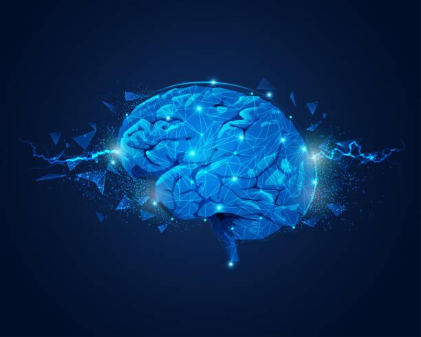 ilustraciones, imágenes clip art, dibujos animados e iconos de stock de poder cerebral - brain