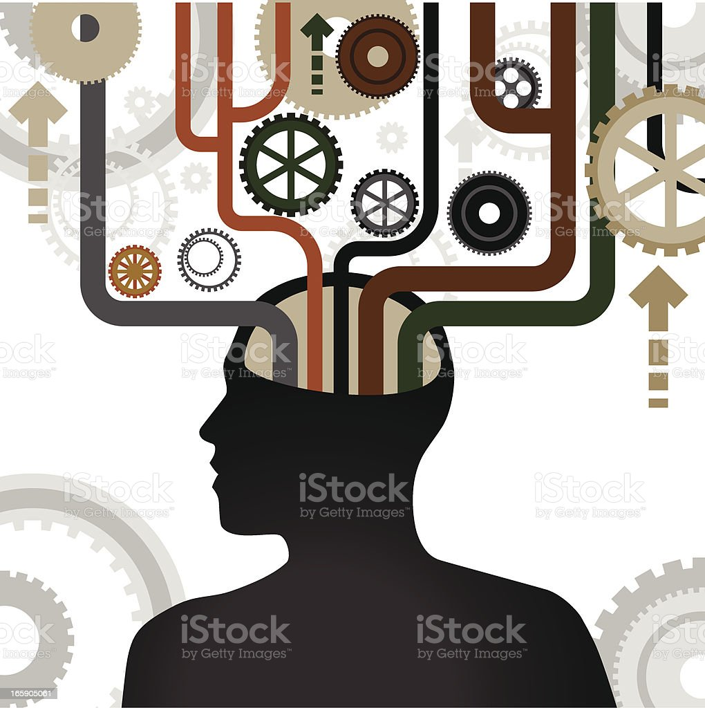 Brain Solution royalty-free brain solution stock vector art & more images of business