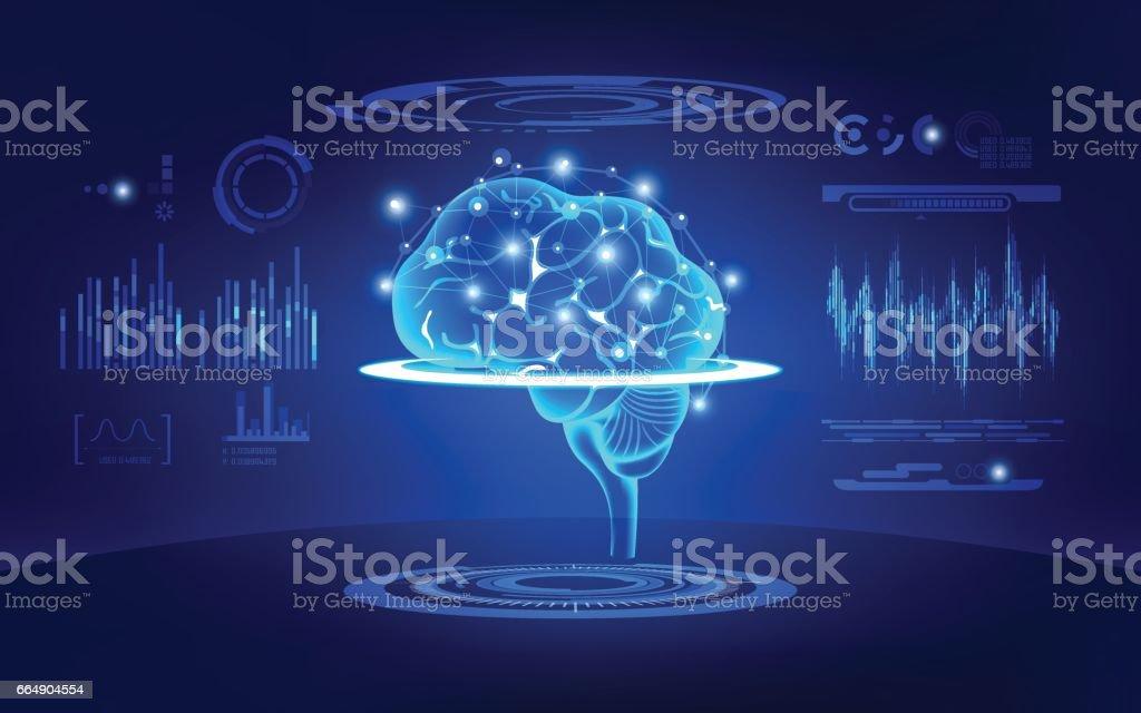 Brain test brain test - immagini vettoriali stock e altre immagini di 1980-1989 royalty-free