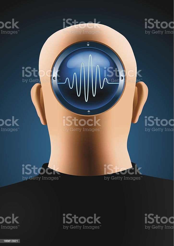 Brain waves royalty-free brain waves stock vector art & more images of adult