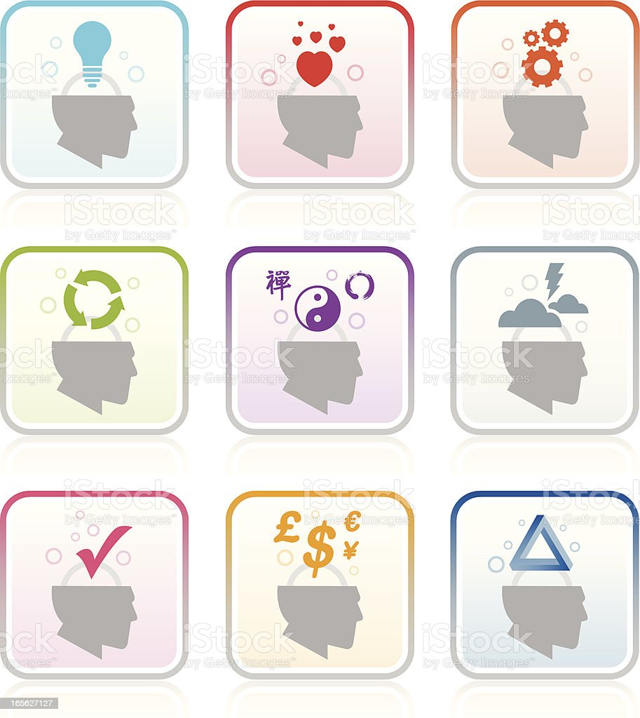 Brainbox Icons royalty-free brainbox icons stock vector art & more images of aspirations