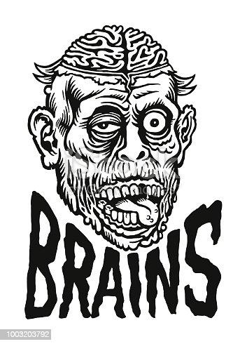 istock Brains Creature 1003203792