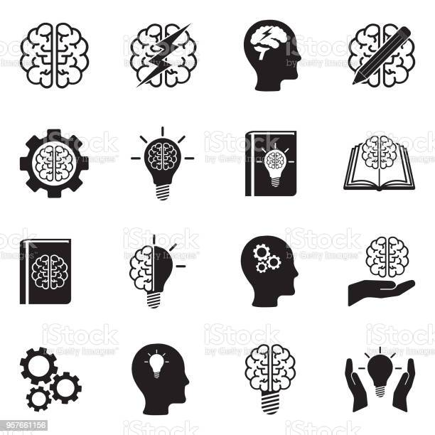 Brainstorming icons black flat design vector illustration vector id957661156?b=1&k=6&m=957661156&s=612x612&h=fnph9qvwvaxyu025o6cqw1jzso1n7pixeqzds5t4o9g=