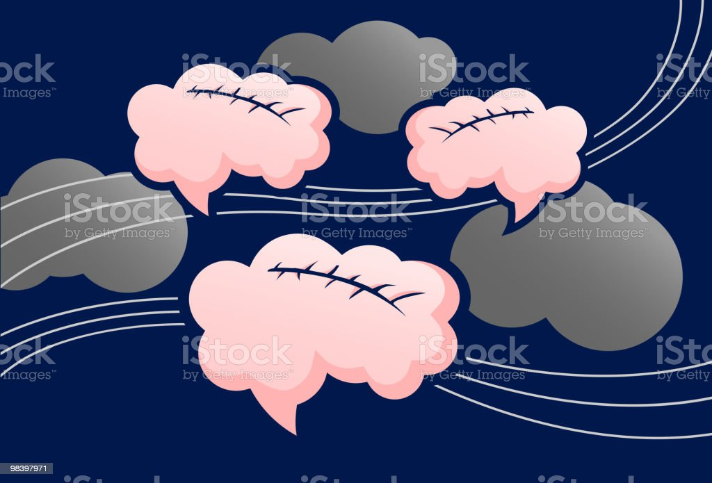 Brainstorming royalty-free brainstorming stock vector art & more images of brainstorming